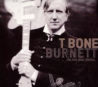 <i>The True False Identity</i> 2006 studio album by T Bone Burnett