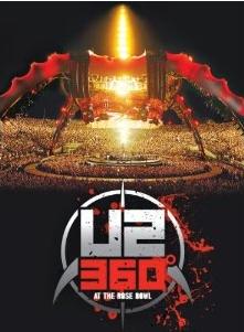 <i>U2360° at the Rose Bowl</i> 2010 concert video by U2
