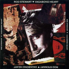 <i>Vagabond Heart</i> 1991 studio album by Rod Stewart