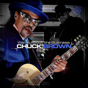 <i>Were About the Business</i> 2007 studio album by Chuck Brown
