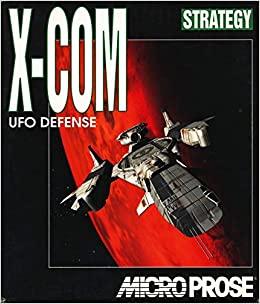 Picture of a game: X-Com: Ufo Defense
