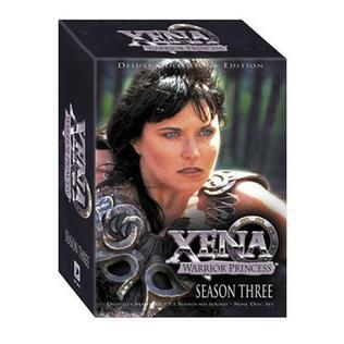 Xena: Warrior Princess (season 3) - Wikipedia