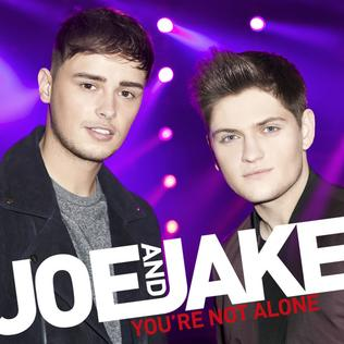 Youre Not Alone (Joe and Jake song)