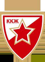 ŽKK Crvena zvezda Basketball club in Belgrade, Serbia