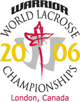 2006 World Lacrosse Championship international mens lacrosse tournament