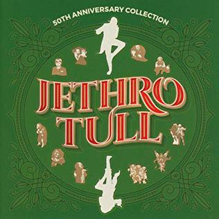 Jethro Tull Th Anniversary Tour Autographed Concert Program