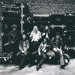 <i>At Fillmore East</i> 1971 live album by the Allman Brothers Band
