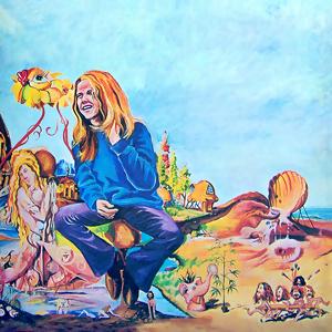 <i>Outsideinside</i> 1968 studio album by Blue Cheer