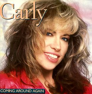 <i>Coming Around Again</i> (album) 1987 studio album by Carly Simon