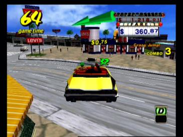 free  crazy taxi 3 pc game full version