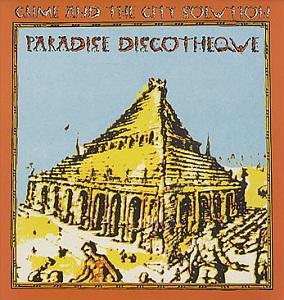 <i>Paradise Discotheque</i> 1990 studio album by Crime & the City Solution