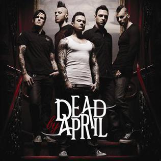 <i>Dead by April</i> (album) 2009 studio album by Dead by April
