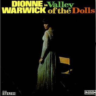 <i>Dionne Warwick in Valley of the Dolls</i> 1968 studio album by Dionne Warwick