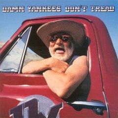 <i>Dont Tread</i> 1992 studio album by Damn Yankees