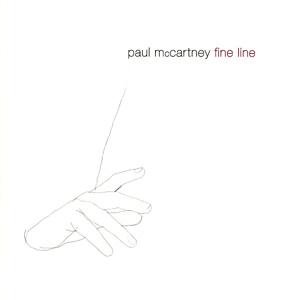 Cover image of song Fine Line by Paul McCartney