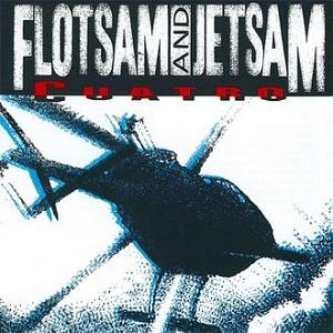 <i>Cuatro</i> (Flotsam and Jetsam album) 1992 studio album by Flotsam and Jetsam