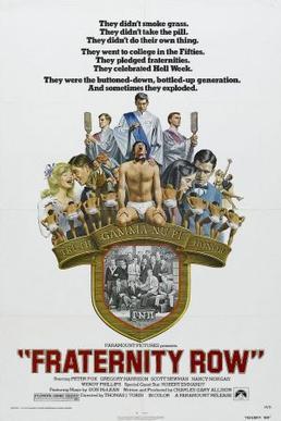 Fraternity Row Film Wikipedia
