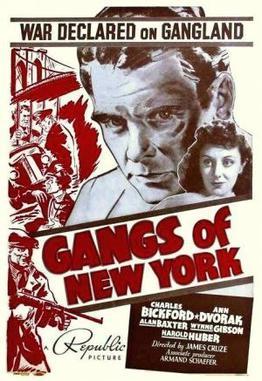 Jack Warden Gangs of New Yor...