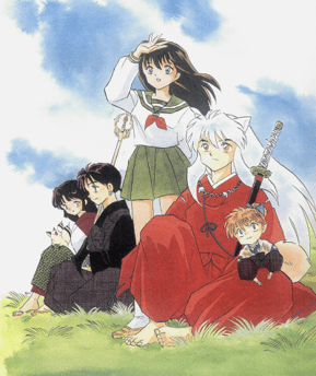 List Of Inuyasha Characters Wikipedia