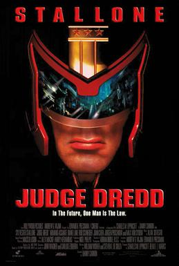 programmes TV Disney hors chaine Disney - Page 3 Judge_Dredd_promo_poster