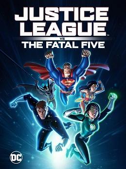 Justice League Vs The Fatal Five Wikipedia