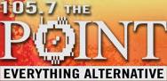 KPNT modern rock radio station in Collinsville, Illinois, United States