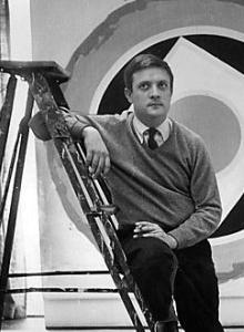 Kenneth Noland American painter