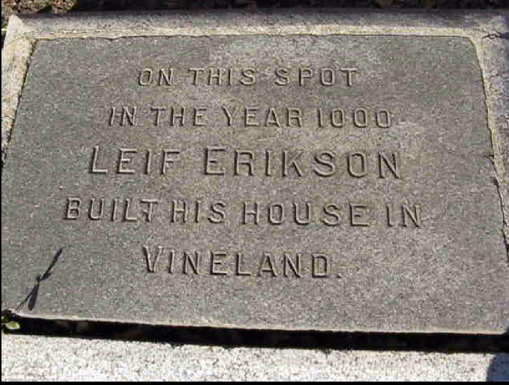leif erikson history