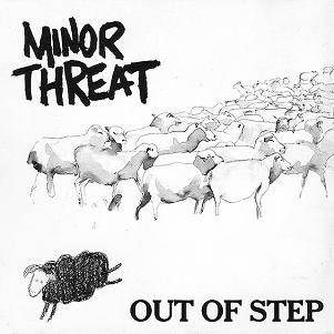 <i>Out of Step</i> (album) 1983 studio album by Minor Threat