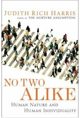 No Two Alike: Human Nature and Human Individuality