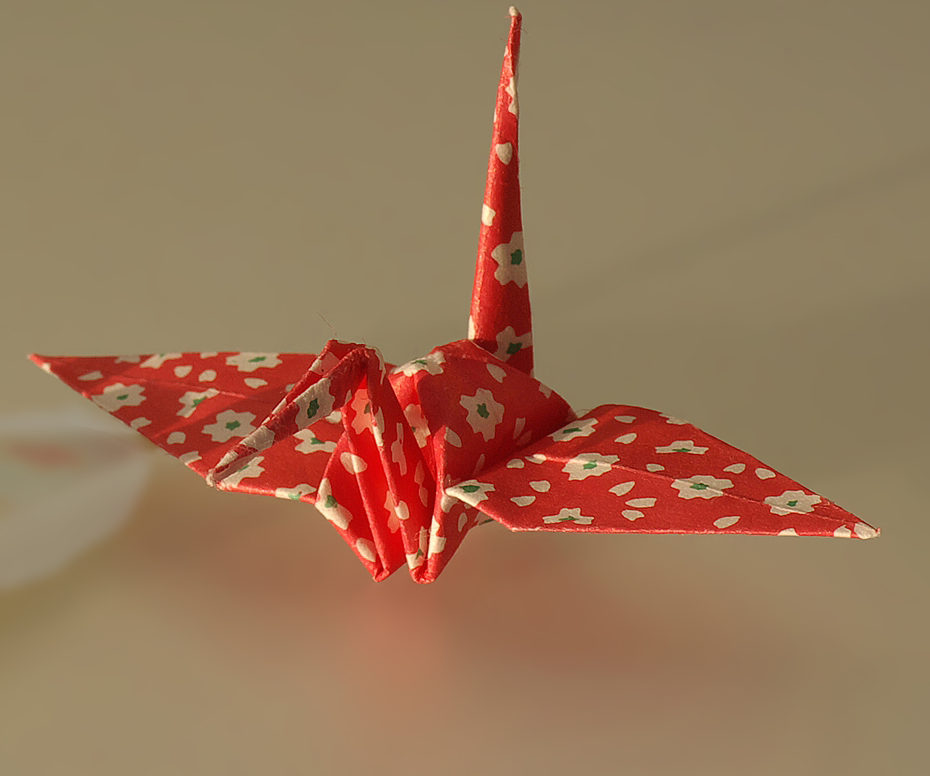 How To Origami Crane Instructions