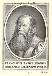 Raphelengius, Franciscus (1539-1597)