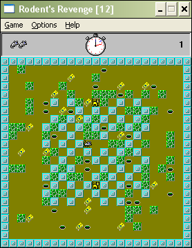 Mouse Cat Cheese Maze Game From Windows