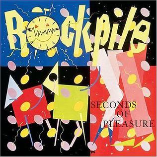 <i>Seconds of Pleasure</i> 1980 studio album by Rockpile
