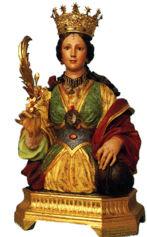 Restituta Saint and martyr
