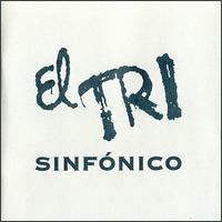 <i>Sinfónico</i> (El Tri album) 1999 live album by El Tri