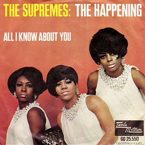 The Happening (song) 1967 single by The Supremes