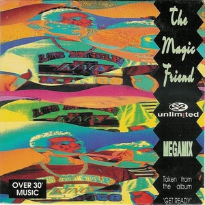 The Magic Friend 1992 single by 2 Unlimited