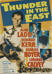 <i>Thunder in the East</i> (1951 film) 1952 film by Charles Vidor
