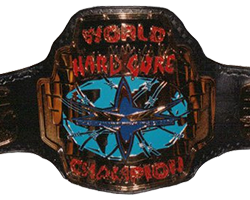 WCW Hardcore Championship Former championship created and promoted by the American professional wrestling promotion World Championship Wrestling