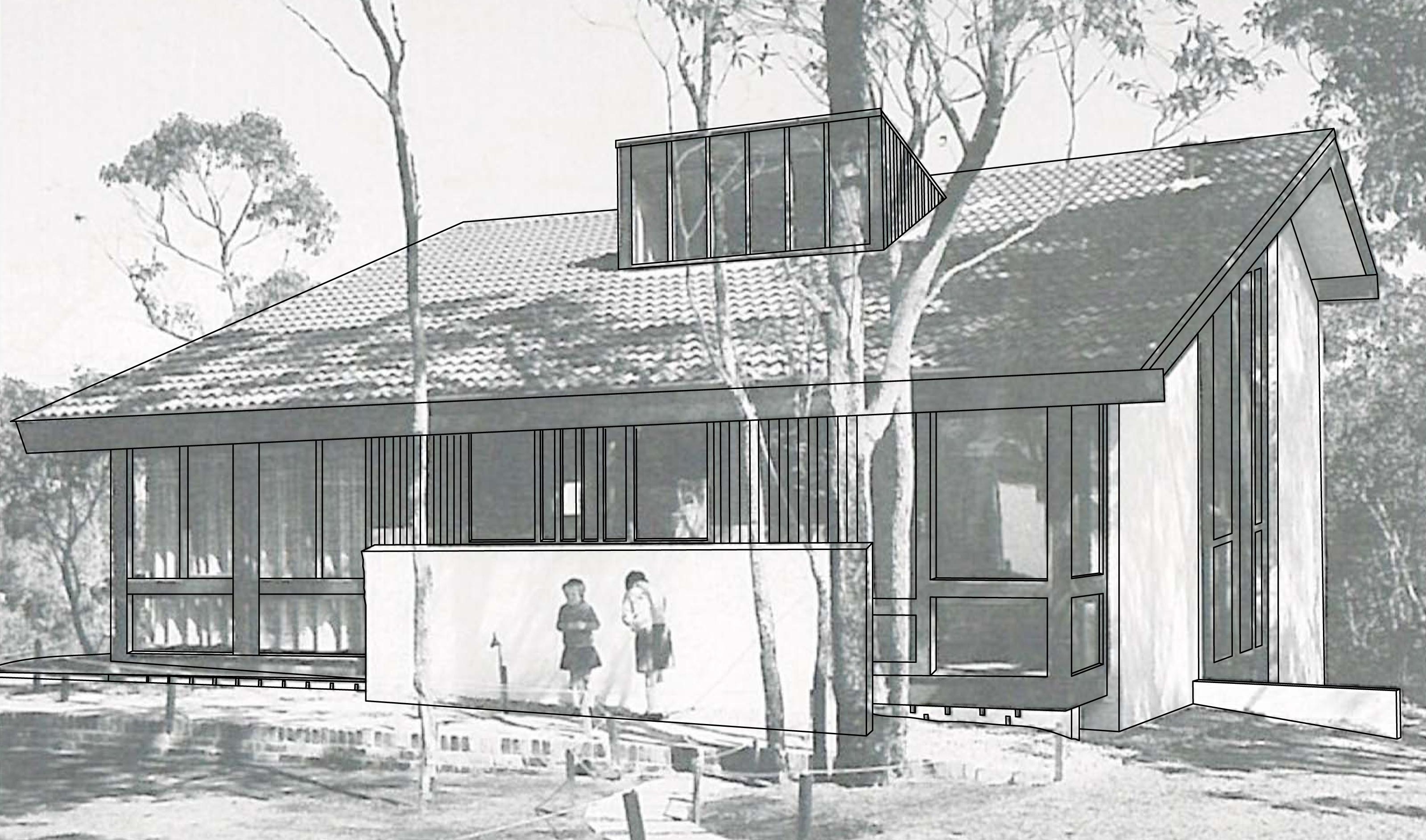 File Woolley Project House Jpg Wikipedia