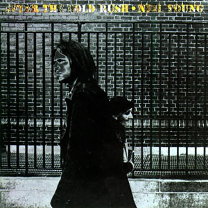<i>After the Gold Rush</i> 1970 studio album by Neil Young