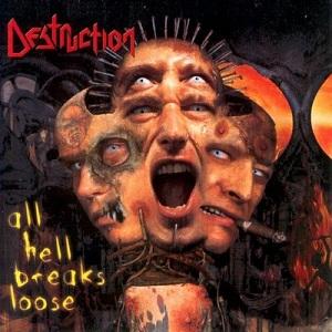 <i>All Hell Breaks Loose</i> (Destruction album) 2000 studio album by Destruction