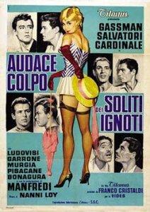 <i>Audace colpo dei soliti ignoti</i> 1959 film