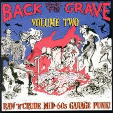 <i>Back from the Grave, Volume 2</i> (CD) 1996 compilation album