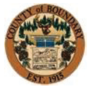 Official seal of Boundary County