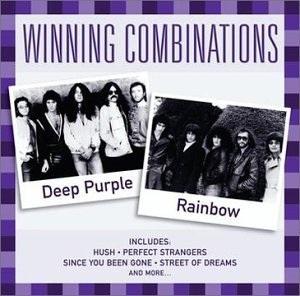 <i>Winning Combinations: Deep Purple and Rainbow</i> 2003 compilation album by Deep Purple and Rainbow