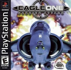 Eagle One: Harrier Attack [Español] [PSX] [MF]