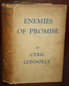 Image result for cyril connolly enemies of promise full text