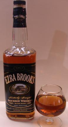 Ezra Brooks Wikipedia